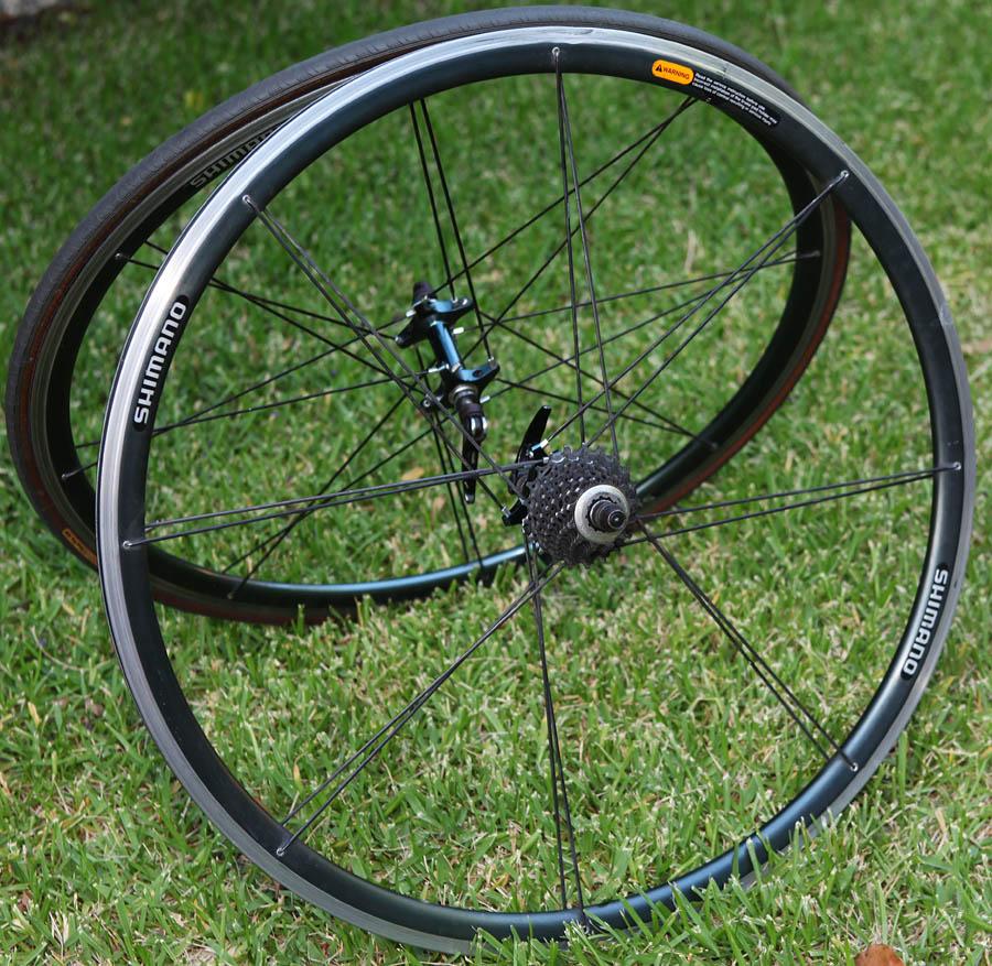 20mm Conti Grand Prix tire